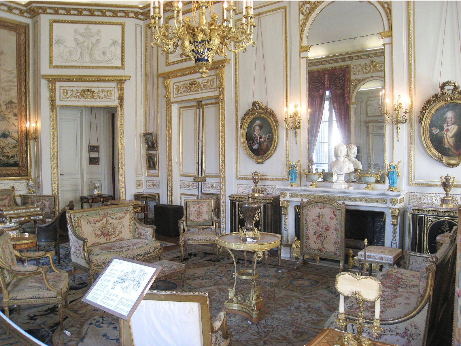 Musée Nissim de Camondo Paris France