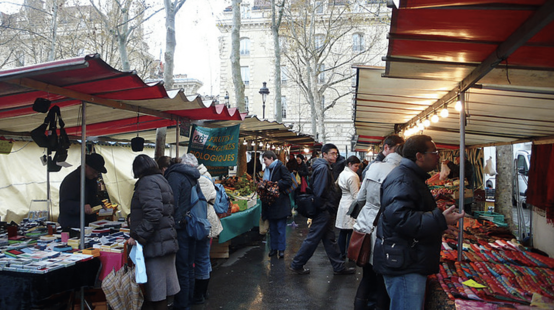 Markets in Paris