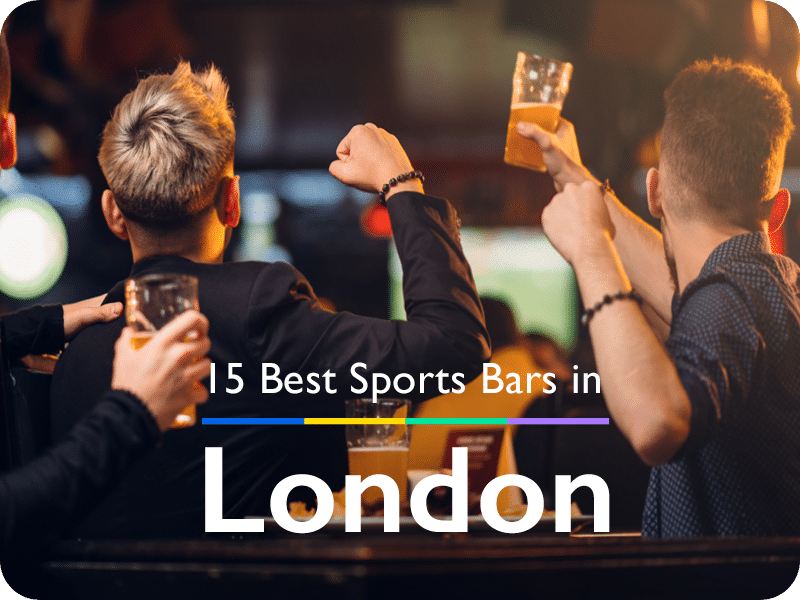 best sports bars in London