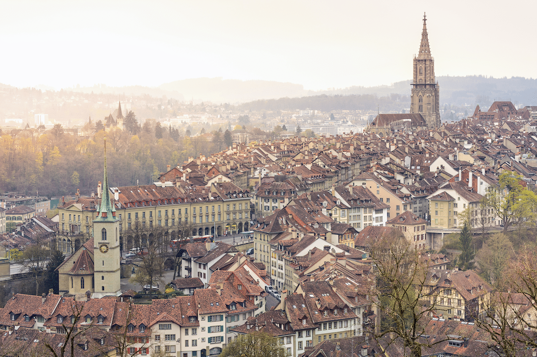 Bern cities in switzerland