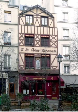 Pharamond in Paris, France