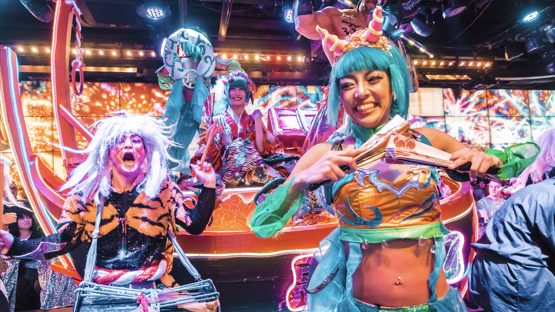 Unusual places to try out in Tokyo