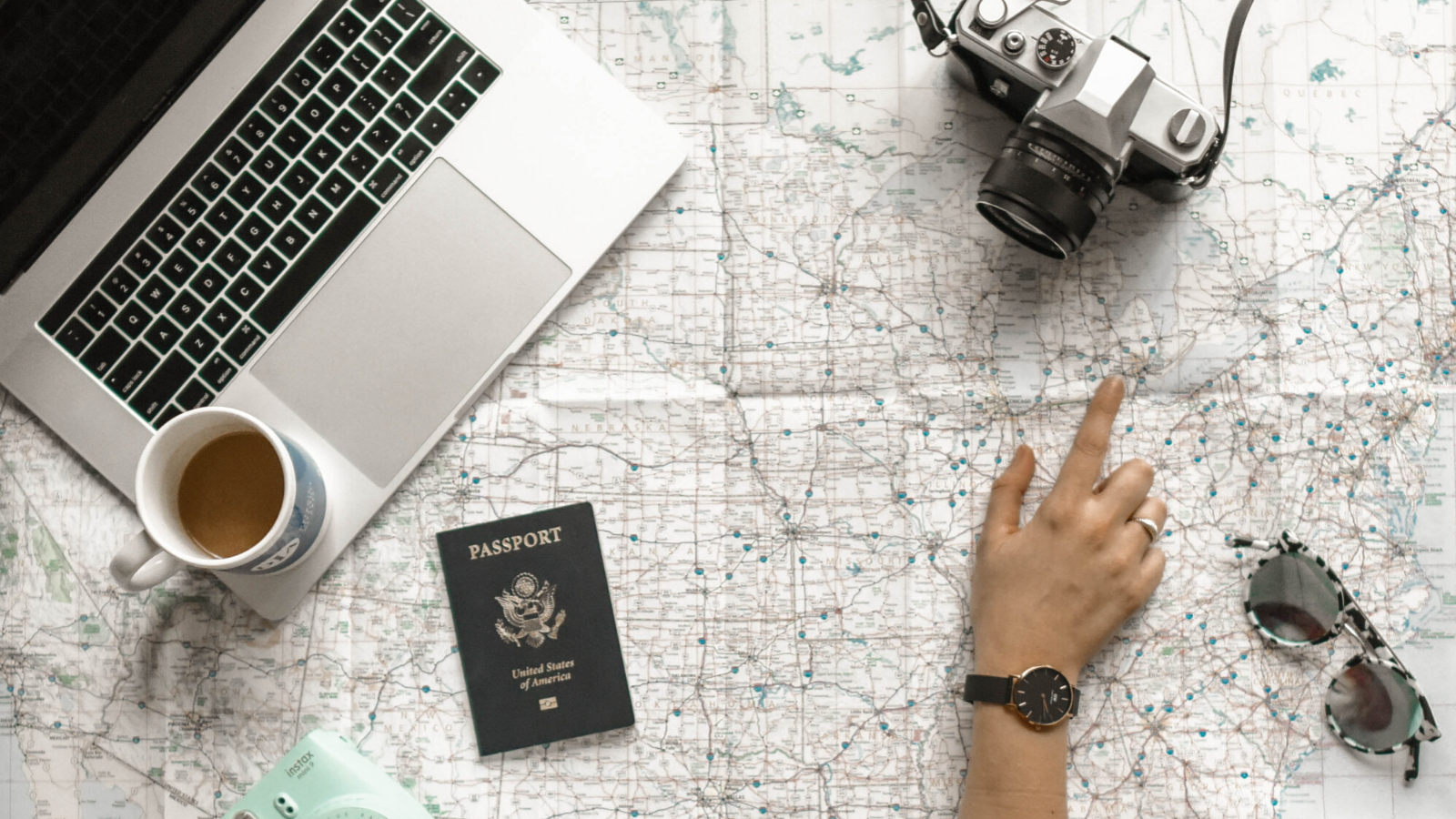 Plan now, travel later